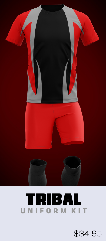 Tribal Customizable Soccer Uniform