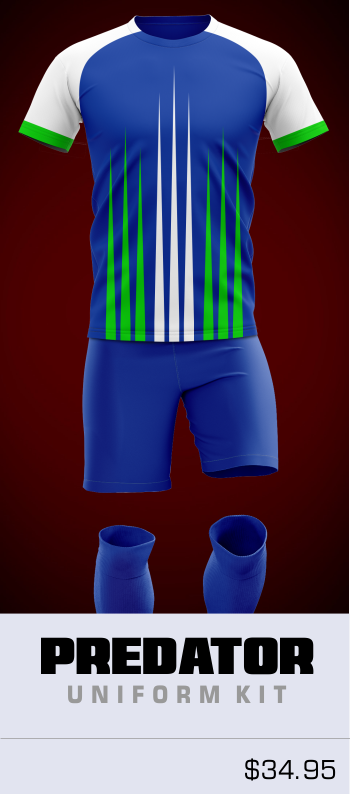 Predator Customizable Soccer Uniform