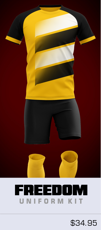 Freedom Customizable Soccer Uniform