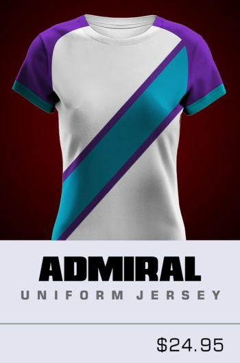 Admiral Womens Jersey Thumbnail