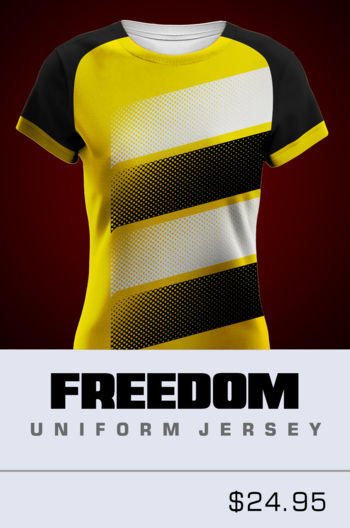 Womens Freedom Jersey Thumbnail