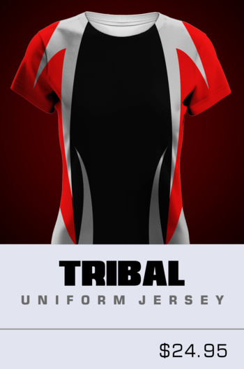 Womens Tribal Jersey Thumbnail