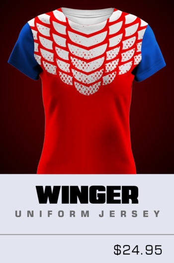 Womens Winger Jersey Thumbnail